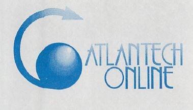 Atlantech Online Logo 1995