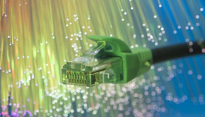 fiber internet advantages