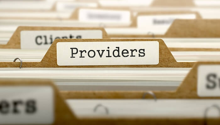 telecommunications provider
