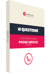 business phone bill