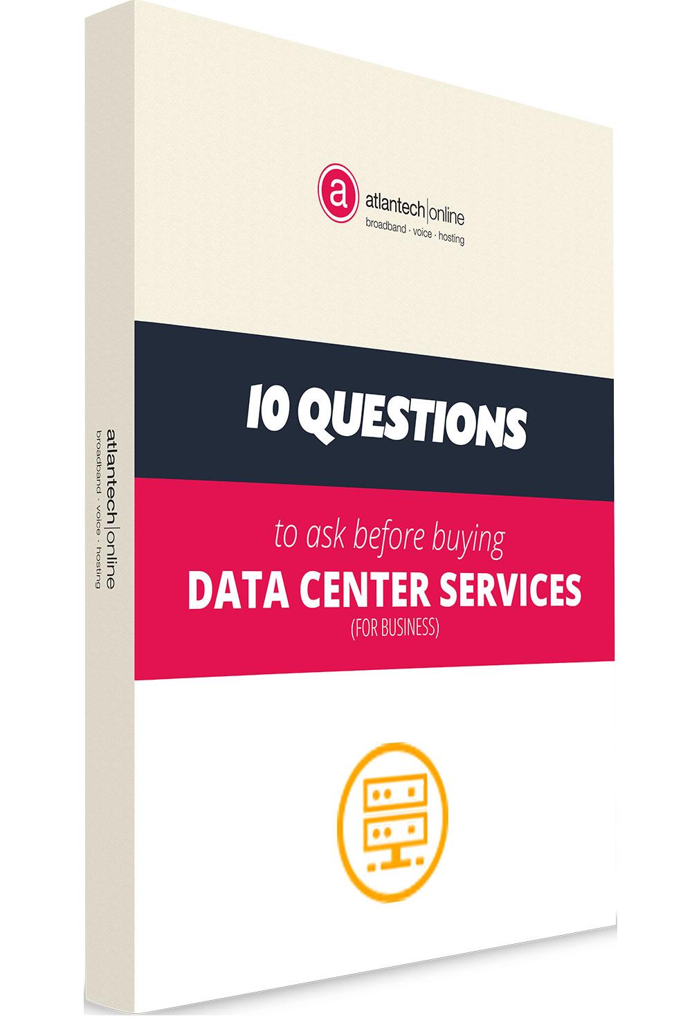 Data Center eBook