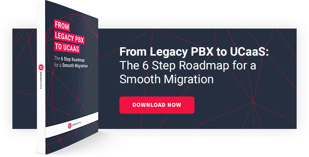 From Legacy PBX to UCaaS