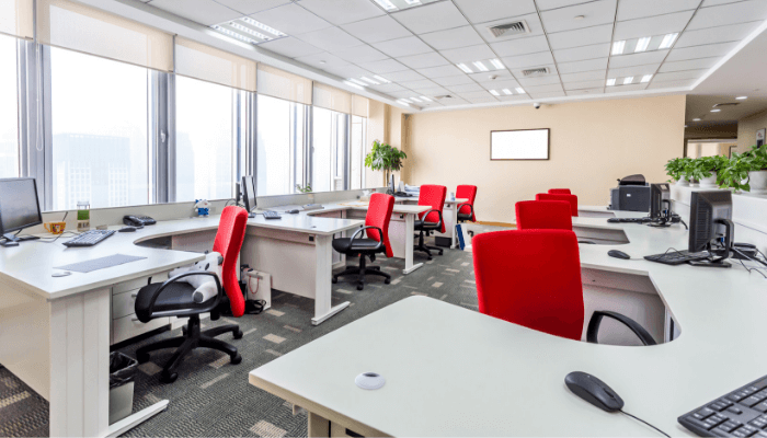 How to Find Office Space in Washington D.C. with the Best Telecommunications Options
