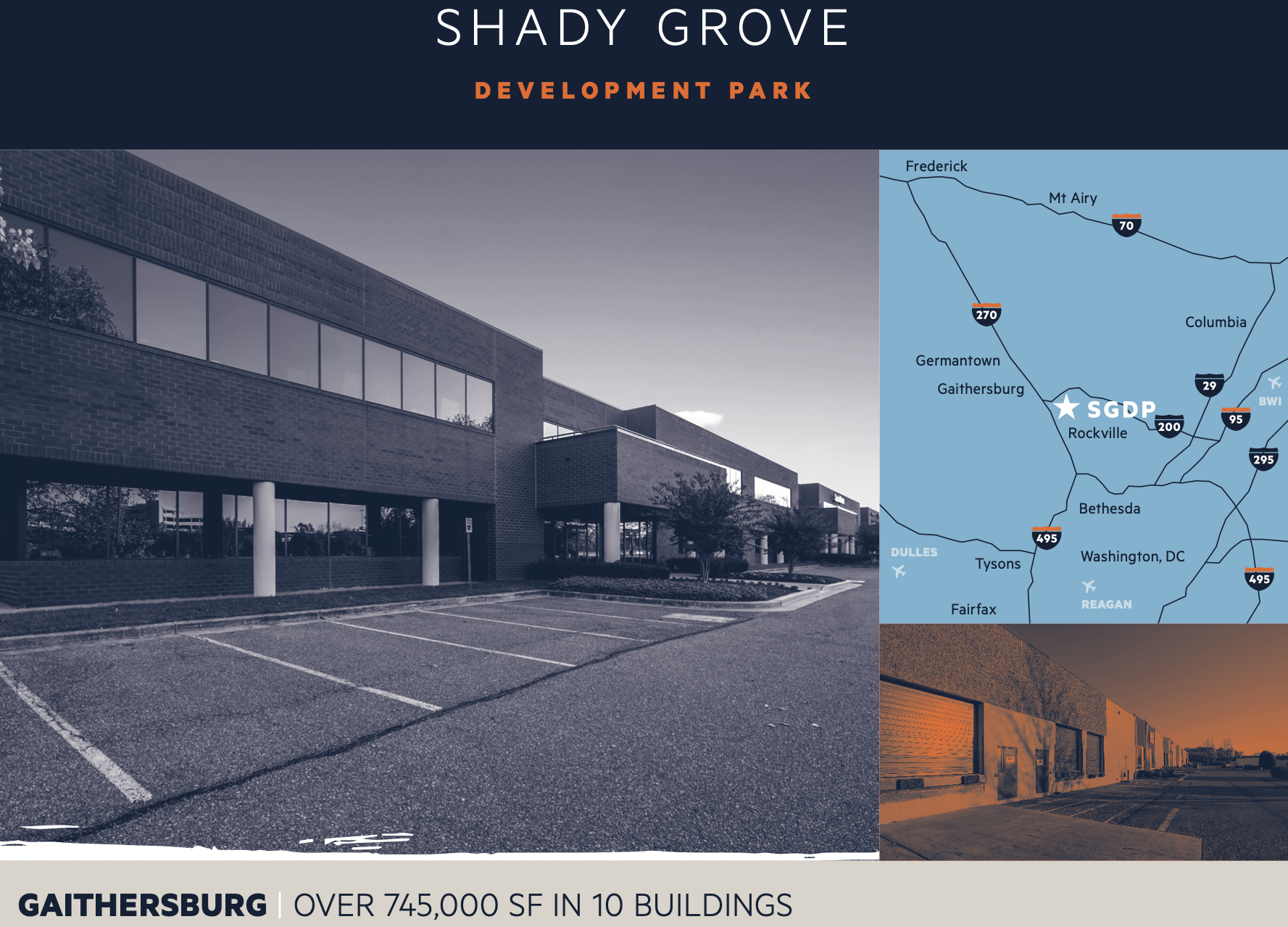 Shady Grove Development Park - Fiber Lit Business Park