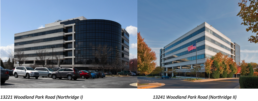 Atlantech Online, Inc. Lights Northridge I & II in Herndon, VA