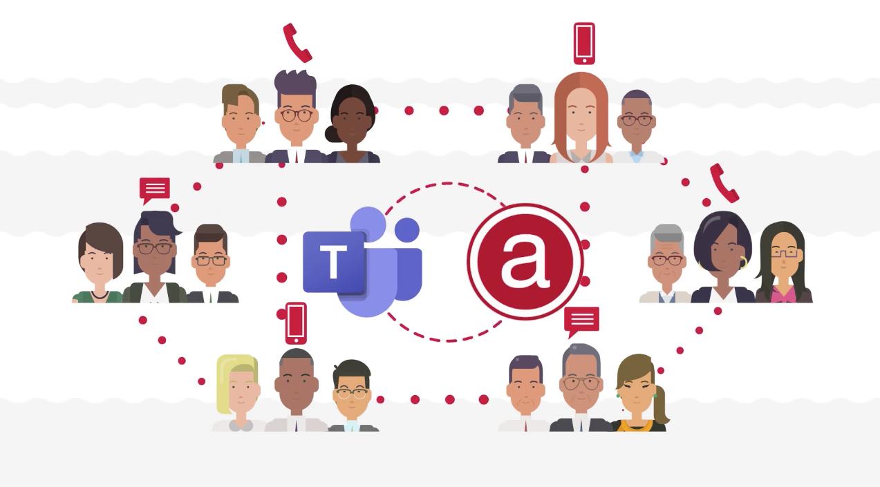 Teams Integration with Atlantech Online UCaaS