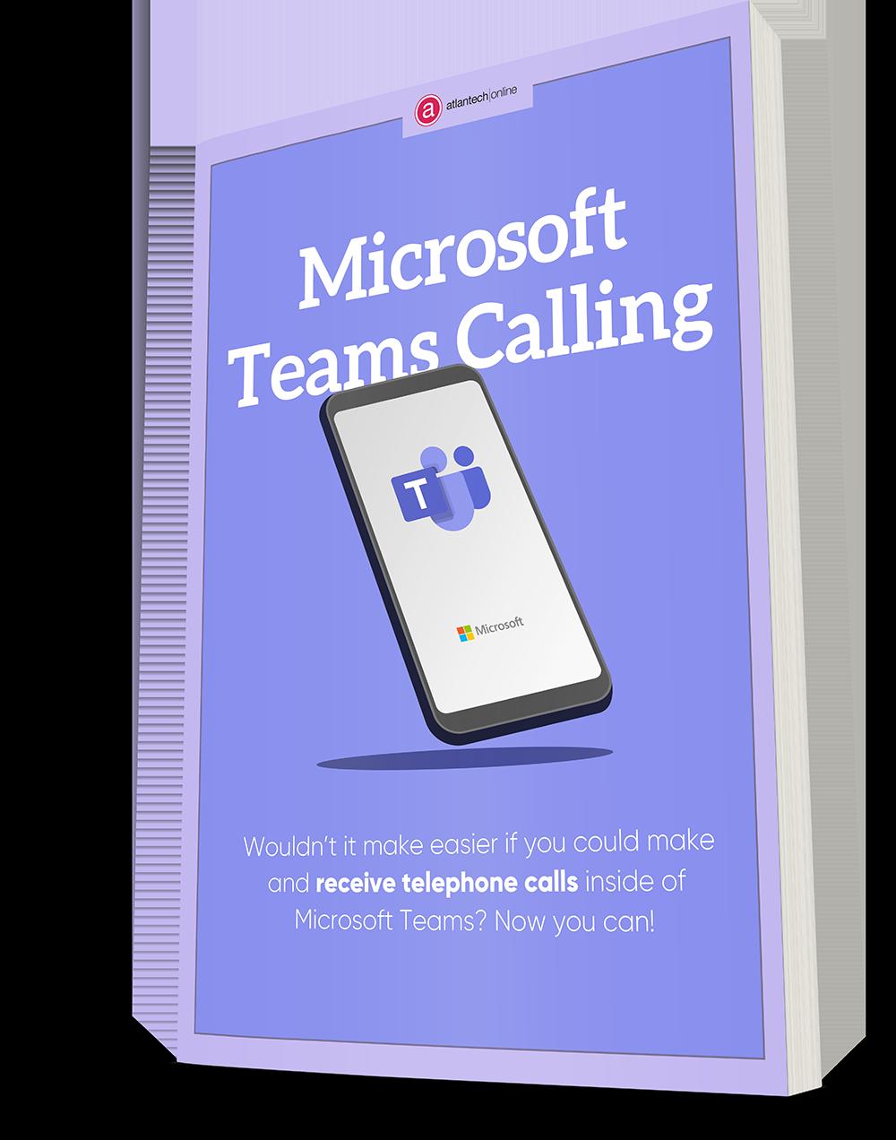 cover-Microsoft Teams Calling